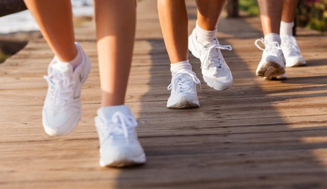 Бег и ходьба для похудения без проблем