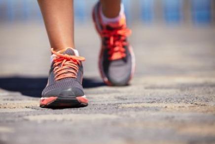 бег и ходьба для похудения