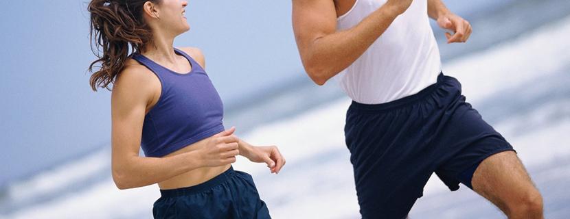 Чтобы похудеть, когда нужно бегать
