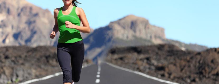 чтобы похудеть когда нужно бегать