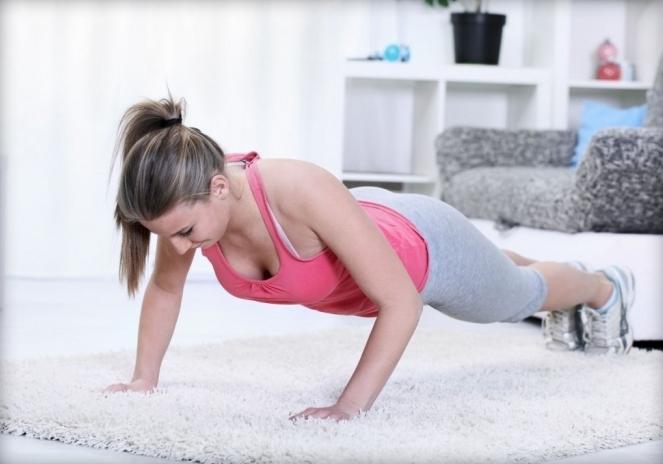 упражнения для похудения самые эффективные