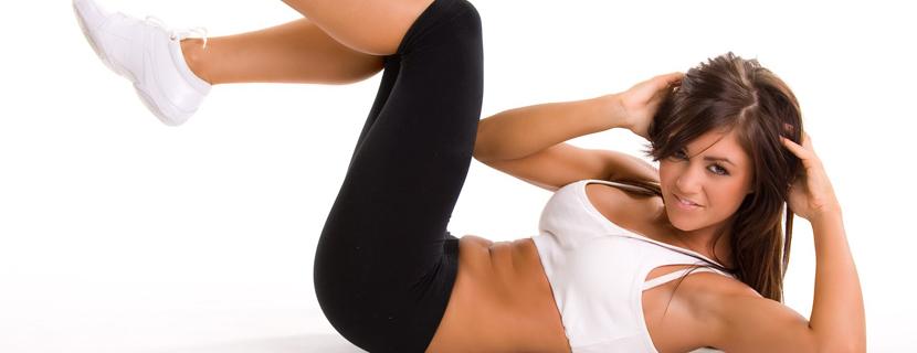 фитнес упражнений для похудения