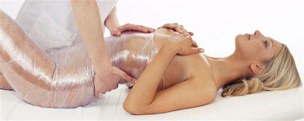 Как «ароматно» убрать живот с помощью обертывания