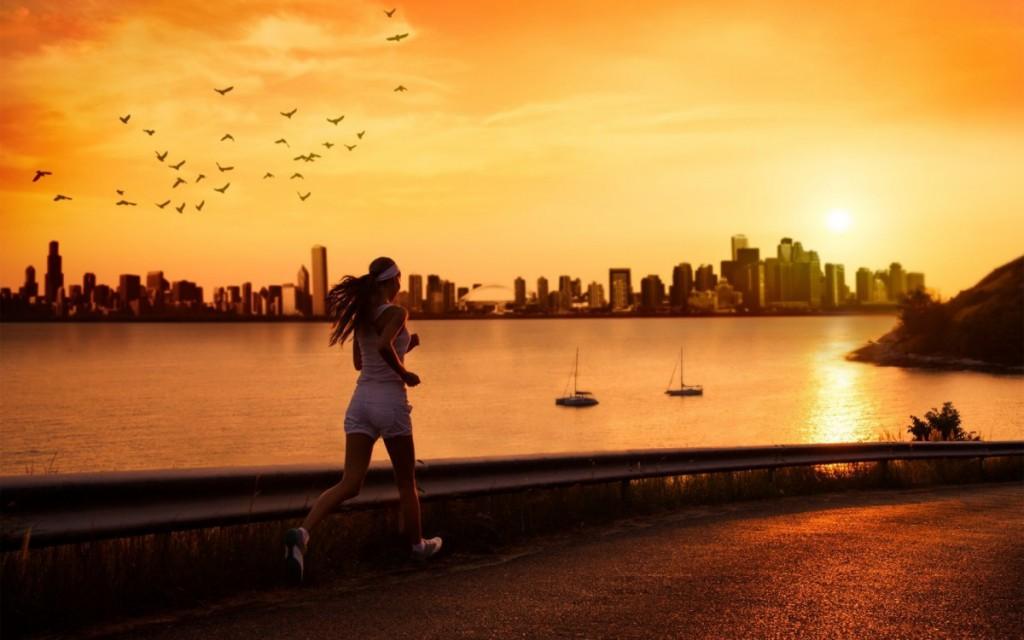бег для похудения по утрам