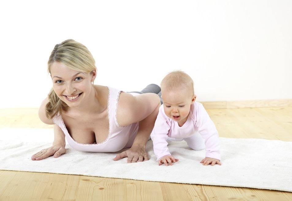 Как похудеть быстро после родов без вреда для здоровья