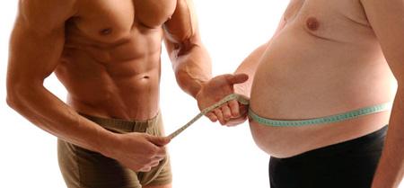 Как похудеть: советы для мужчин