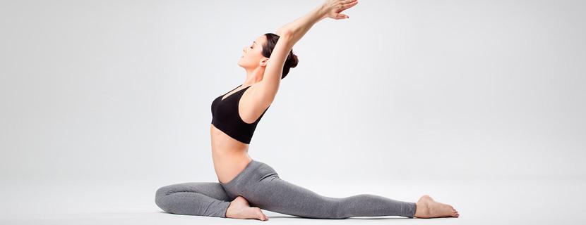 пилатес упражнения для спины