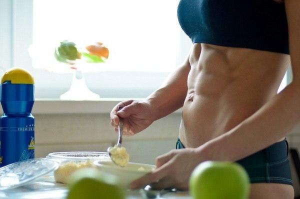 после тренировки что есть чтобы похудеть