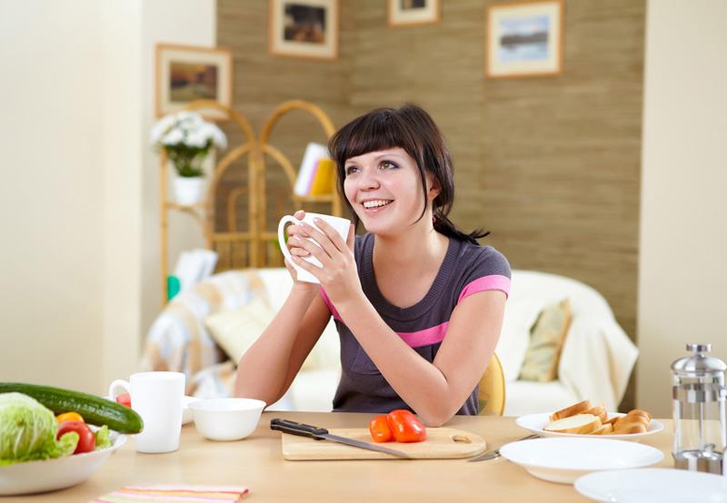 Похудение для кормящих мам