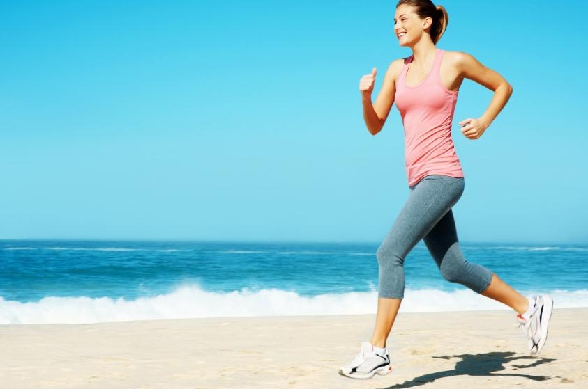 Регулярный бег убирает живот у всех и каждого