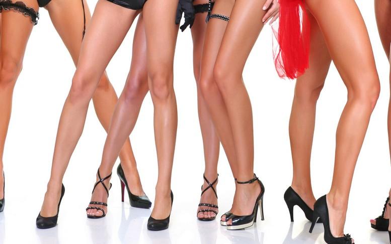 Сделать ножки стройными и худенькими осуществимо