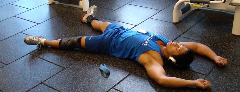 сколько нужно отдыхать мышцам после тренировки