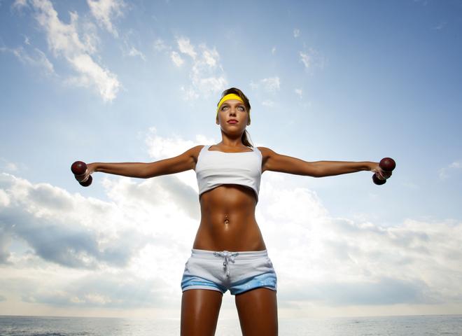 Спорт чтобы похудеть
