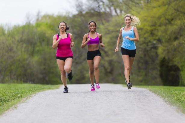 Похудеть при помощи спорта