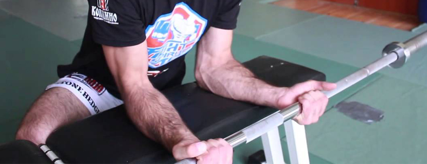 Упражнения для кистей рук