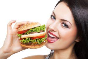 Диета – залог устранения жира в области живота