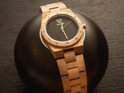 Искусство природы на твоем запястье: деревянные часы