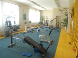 Оснащение спортивного зала
