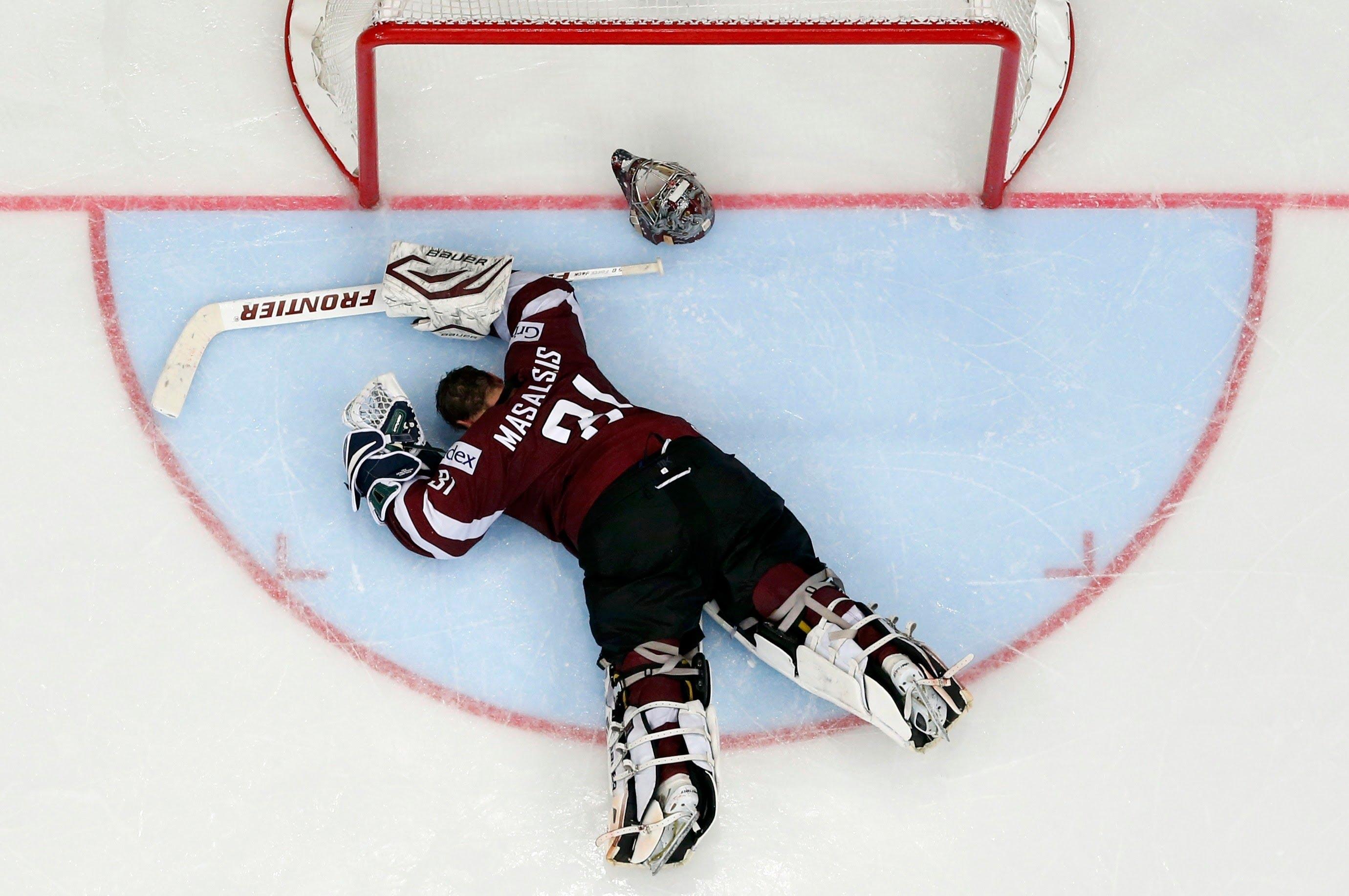 Хоккей: хобби с пользой для здоровья