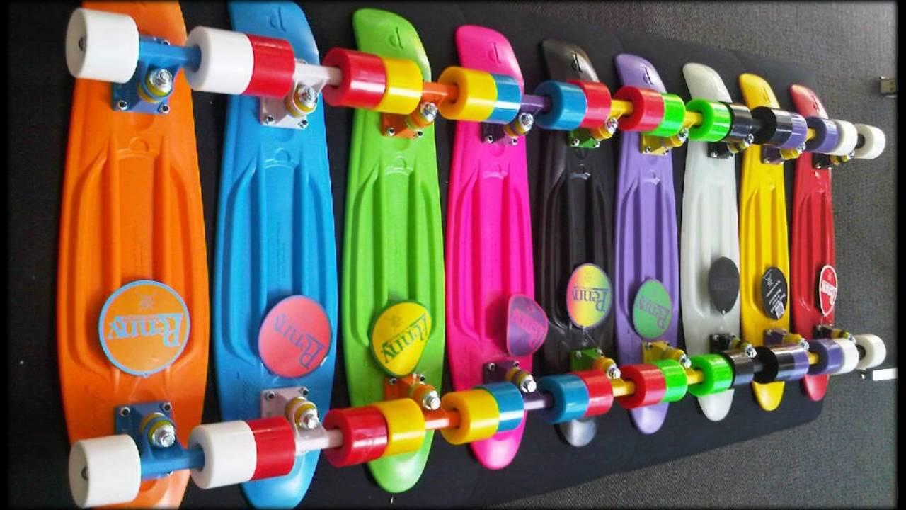 Скейтборды и двухколесные велосипеды для детей в интернет-магазине СуперТрайк