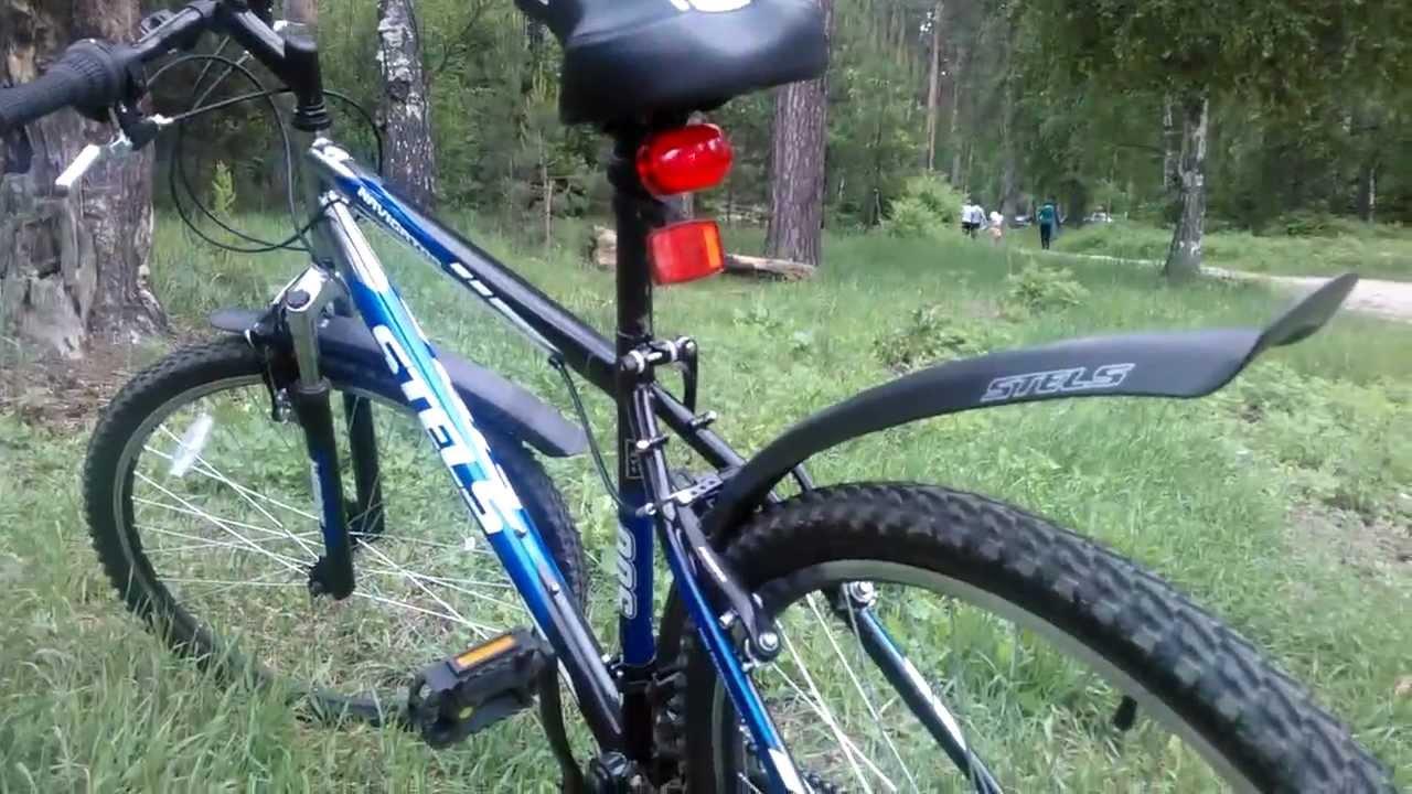 Велосипеды Stels Navigator – особенность линейки