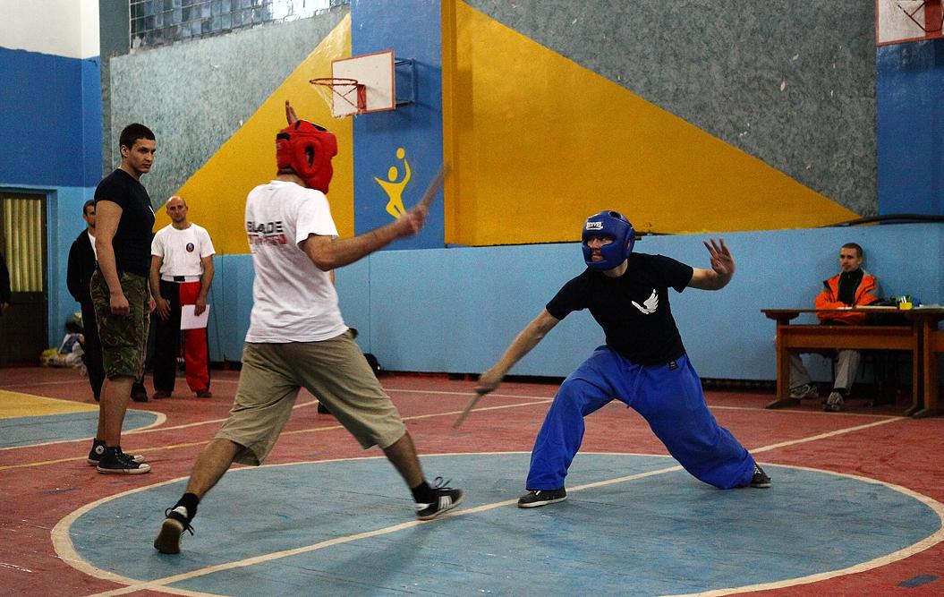 Спортивный ножевой бой как самостоятельное направление боевого искусства