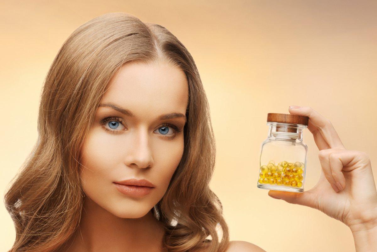Лучшие друзья девушек – это витамины