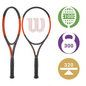Теннисная ракетка Wilson Burn 100 CV
