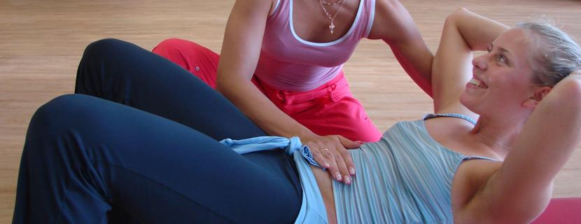 жиросжигающие упражнения для живота
