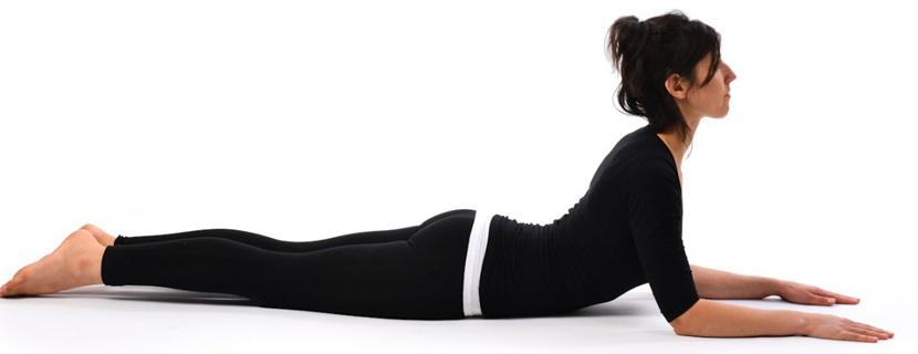 упражнения для живота йога