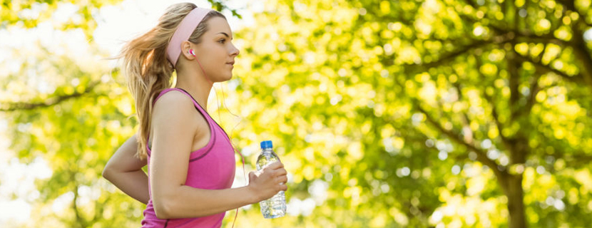 Бег для похудения интервальный