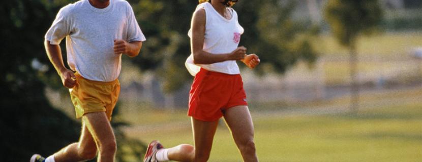 бег и диета для похудения