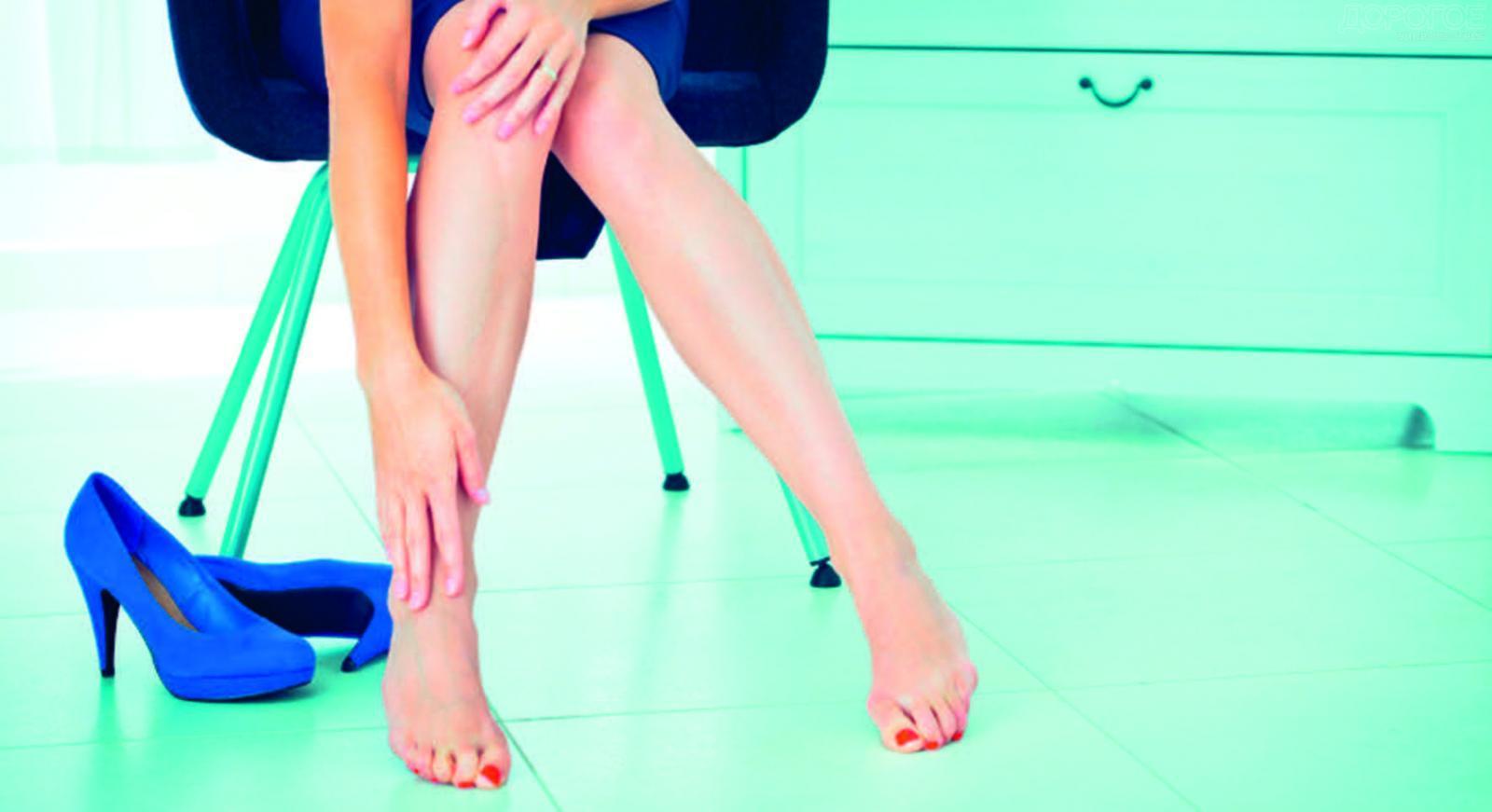 Что делать, если после тренировки болят ноги