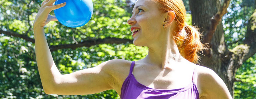 Домашние упражнения для уменьшения рук