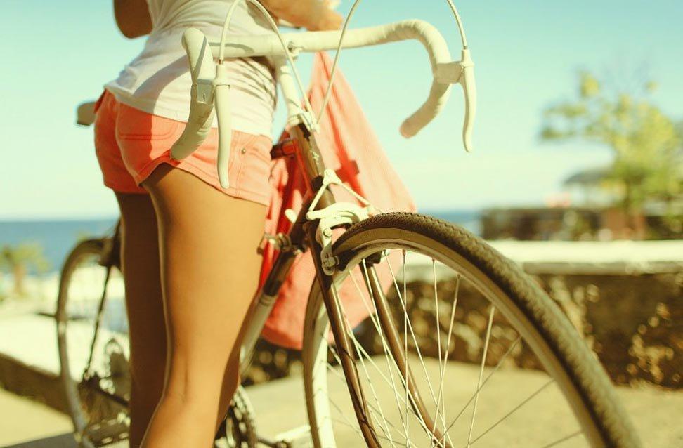Как быстро похудеть с велосипедом