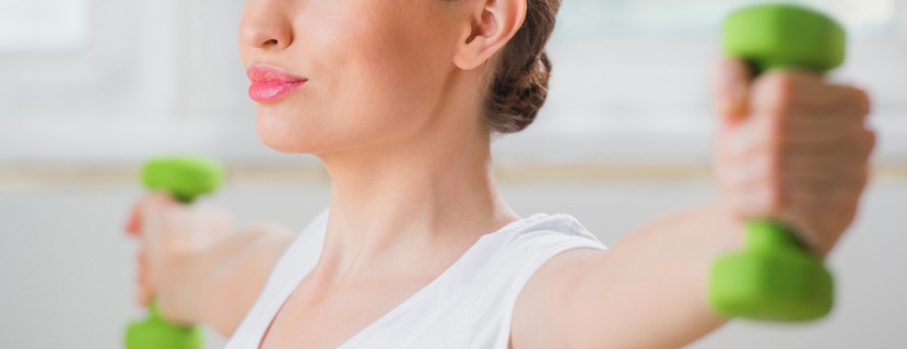 как быстро похудеть в руках