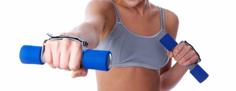 Как делать силовые упражнения для сжигания жира