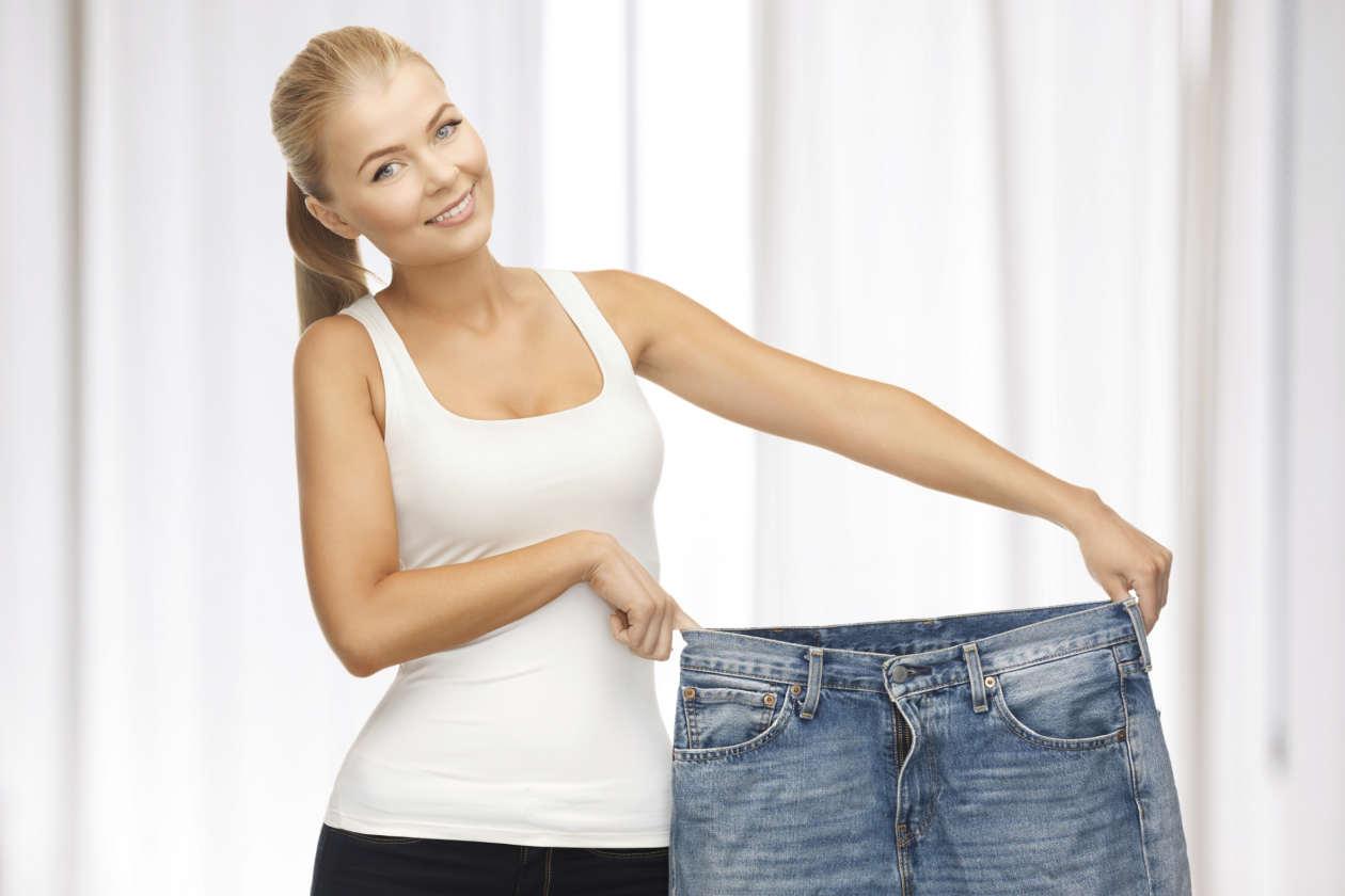 Как похудеть за месяц с 10 упражнениями