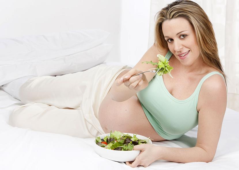 как сбросить вес при беременности