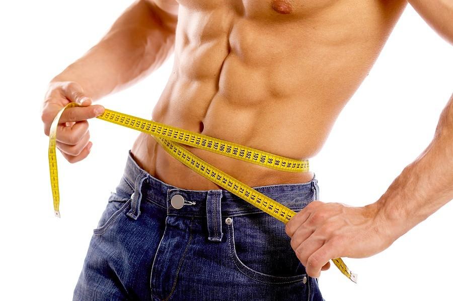 сбросить жир с живота