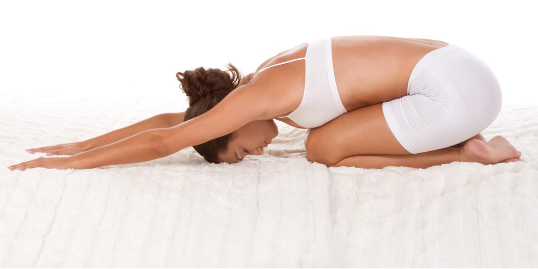 Как выполнять дома йогу для похудения