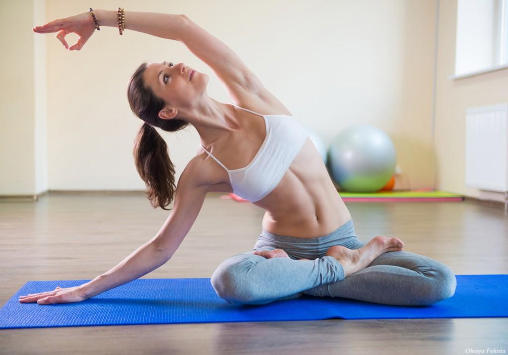 йога для похудения в домашних условиях