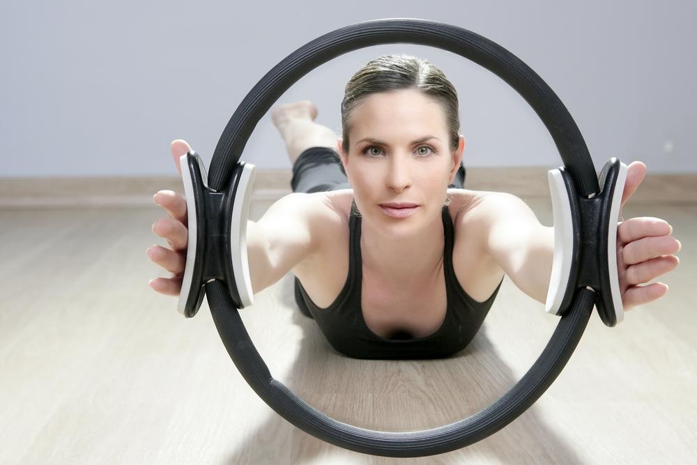 Кольцо для пилатеса: эффективные упражнения
