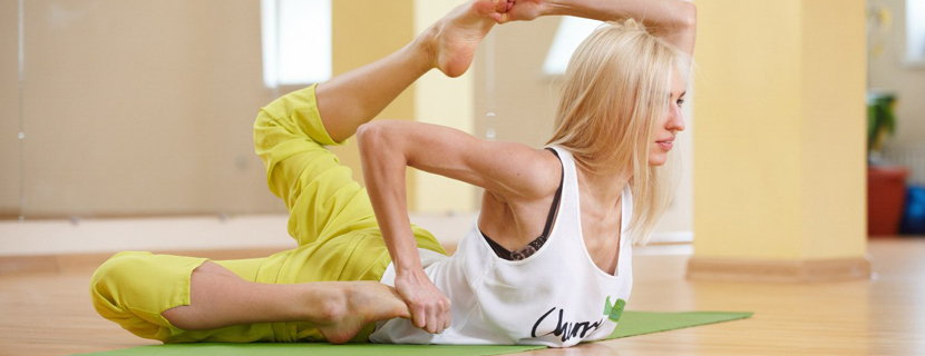 комплекс для похудения йоги