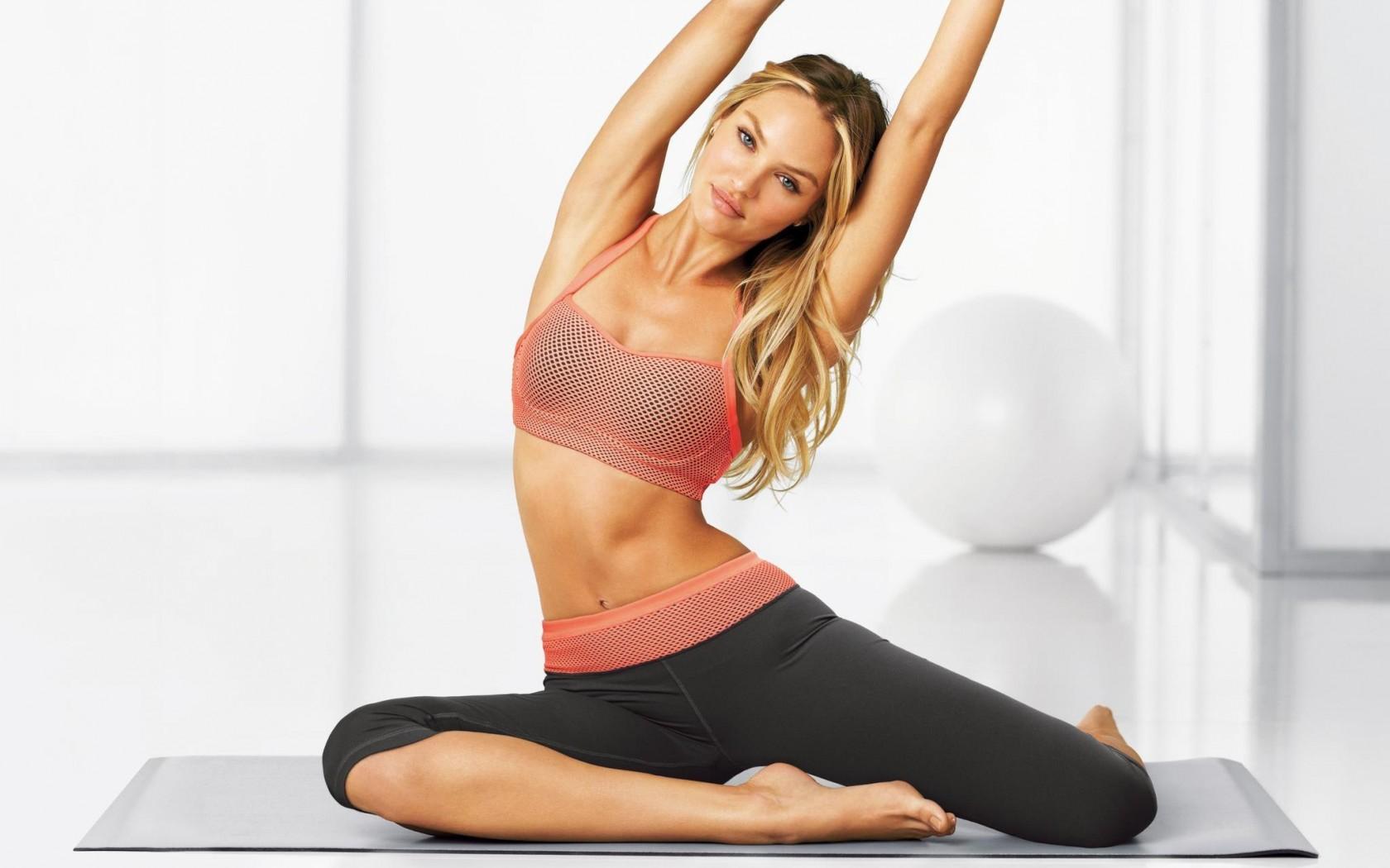 Лучшие упражнения для плоского живота в домашних условиях
