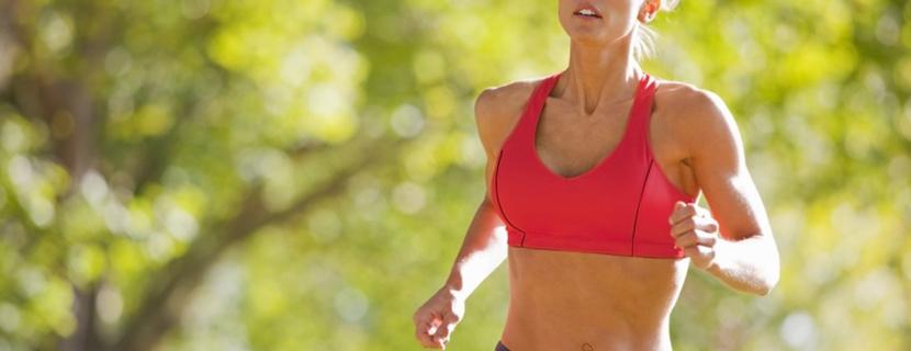 Почему бег помогает похудеть в ногах
