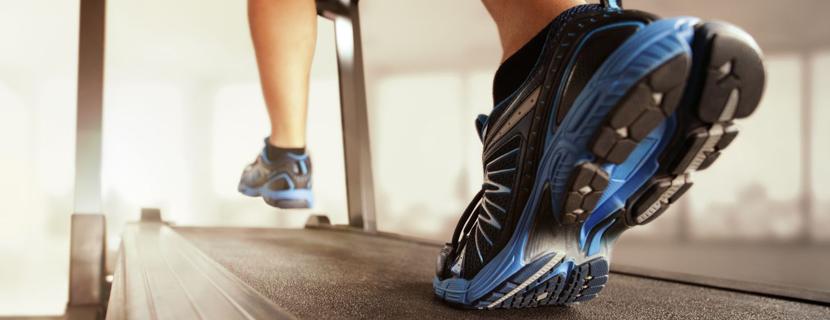 Правила бега на дорожке для похудения