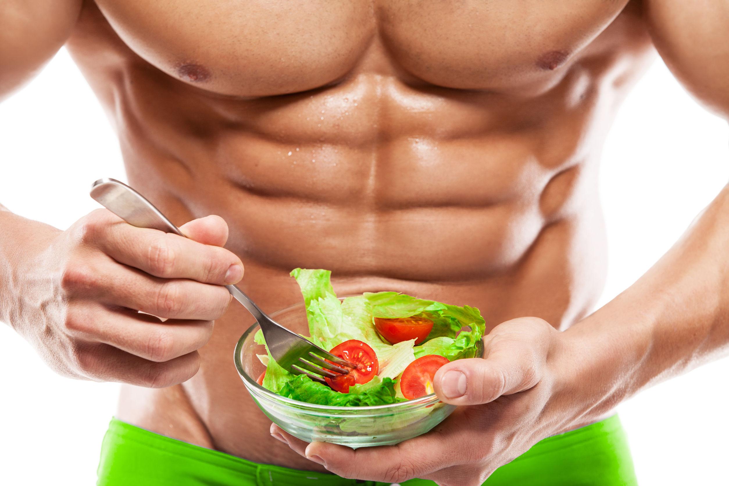 Простая диета для мужчин как убрать живот