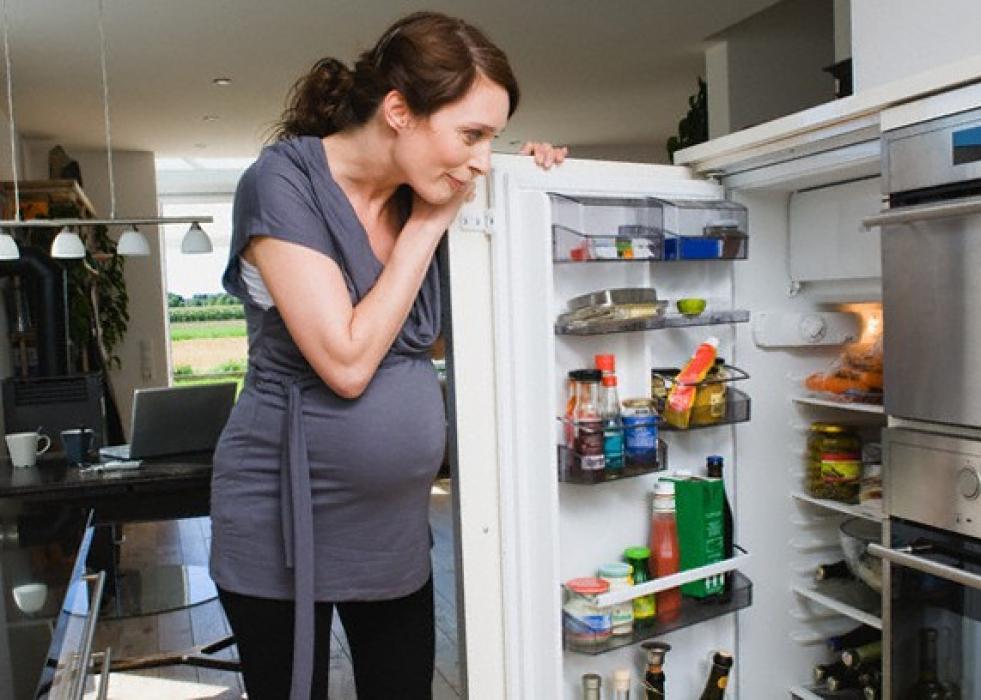 Простые советы как похудеть беременной
