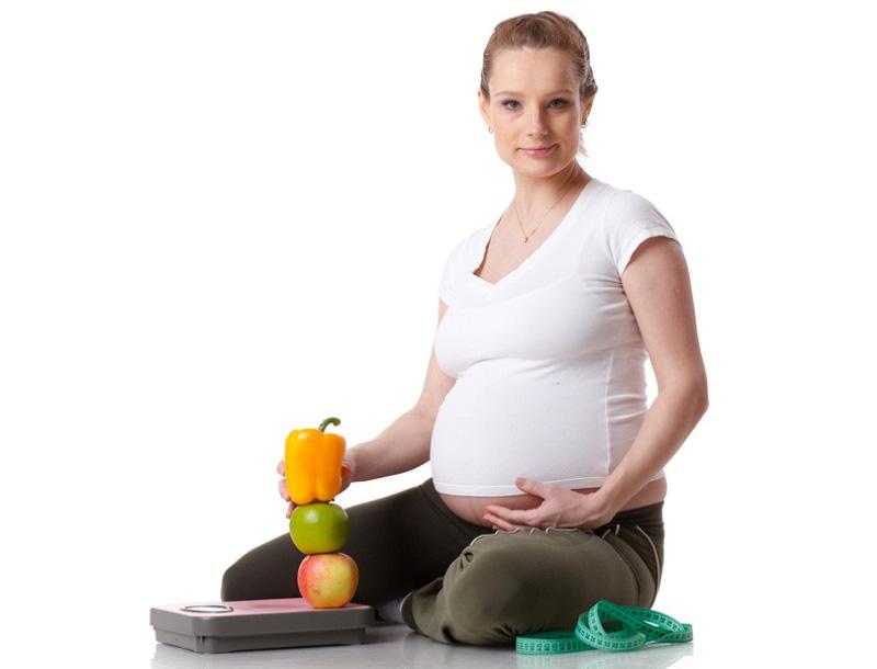 как похудеть беременной